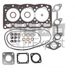 Pochette de joint haut moteur Kubota D1105, D1105-E-D16 tracteur B2410, B2530, B7610, KH10, KH41, KX36, KX41, bobcat E26, 553, B200, B250 adaptable