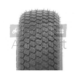 Pneu 18 x 6.50-8 profil TL de tondeuse, fenaison Super Turf (montage tubeless possible) profil Gazon pour autoportée, tracteur tondeuse