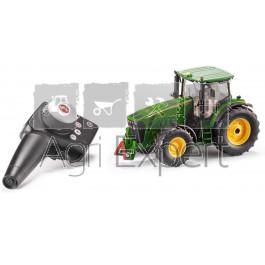 Tracteur John Deere 8345R, avec télécommande SIKUControl32 Jouet Siku Radiocommandé
