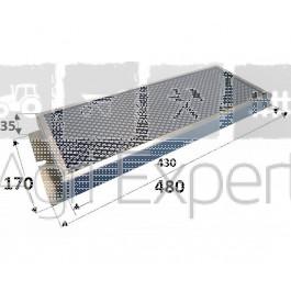 Filtre à charbon actif cabine enjambeur Pellenc, Tecnoma laser, Seguip, Hardi Evrard, Grégoire, Matrot, Derot, Berthoud Anciens modèles
