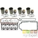 Kit révision moteur IH D206, Tracteur Case IH 474, 554, 584, 585, 595, 624, 644, 645, 654, 733, 740, 3230, 3139586R95, 3139587R3, 3139594R91, 3228344R1