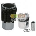 Kit cylindre piston moteur Deutz FL912, 91395971 monte d'origine KS