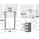 Kit chemise piston moteur Deutz BF6M1013 Deutz Fahr Agrotron