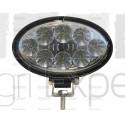 Phares de travail à LED 2800 Lumens