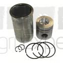 Kit chemise piston moteur Case IH D155, D206, D310, 3139586R95