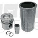Kit chemise piston moteur Case IH D179, D239, D310, D358