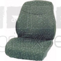 Housse tissu assise, dossier, appui tête pour Grammer Maximo XL