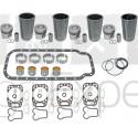 Kit revision moteur MWM D227-4 coussinet, chemise, piston, joint pour moteur 4 Cylindres d227, 7701200917