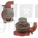 Pompe à eau tracteur Case IH D235, 250, 275, 276, 354, 374, 384, 414, 434, 444 moteur BD144, BD154 avec By-pass