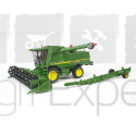 Moissonneuse-batteuse John Deere T670i Bruder