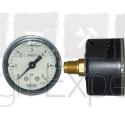 Manomètre pulvérisation 1/8' 0 à 6 bar