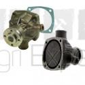 Pompe à eau Fendt moteur MWM D225, D226, TD226, D227 Tracteur Farmer 300, 303, 304, 305, 306, 307, 308, 309, 310, 311, 312 palier renforcé