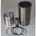Cylindre piston moteur alfa 592.30, 591-30 tracteur Renault super 5, R7054, Master 2 injection indirecte