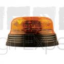 Gyrophare à LED 12V / 24V fixation vis Homologué route R65 - R10