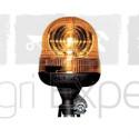 Gyrophare sur tige flexible 12V ampoule H1