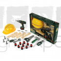 Klein Jouet kit bricoleur 36 pièces