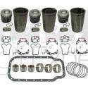 Kit révision haut moteur MWM D226-B3 coussinet, chemise, piston, joint, Tracteur Case C55, C55A, Steyr 955