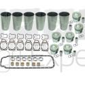 Kit révision haut moteur MWM D226-6.R coussinet, chemise, piston, joint, tracteur Renault, Fendt 7701032472, 7701023376