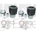 Kit de revision moteur MWM D327-2, D327.22 tracteur Renault Fendt 2 Cylindres