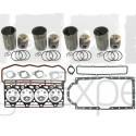 Kit révision moteur IH D206 tracteur Case IH 474, 554, 584, 585, 595, 624, 644, 645, 654, 733, 740, 3230, 3139586R95, 3139587R3, 3139594R91, 3228344R1