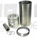 Kit chemise piston moteur Deutz BFM1012, BF4M1012, BF6M1012 / Euro 1 Cylindre, Piston 194900960, 89447