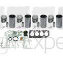 Kit rénovation moteur Deutz BF4M1012 chemise piston, pochette joint complète, joint de culasse. 194900960, 89447, 02929663, F119200210290