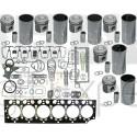Kit rénovation moteur Deutz BF6M1012 chemise piston, pochette joint complète, joint de culasse. 94900960+ 02931277+ 04283903+ 04283903, BFM1012