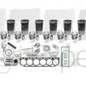 Kit rénovation moteur Deutz BF6M1013 chemise piston, pochette joint complète, joint de culasse. BF6M1013, BF6M1013C, BF6M1013CP, BF6M1013Euro1, BF6M1013CPEuro1, BF6M1013EEuro2
