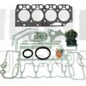 Pochette joint moteur Deutz BF4M1012 complète avec joints de Culasse. 02929663, F119200210290, 04209891, 02931276