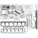 Pochette joint complète moteur Deutz BF6M1013, BF6M1013E, BF6M1013EC, BF6M1013TC avec joints de Culasse 1 trou Claas, Deutz-Fahr, Fendt, Renault, Same, Lamborghini, Hurlimann, Volvo
