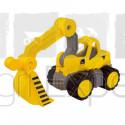 Big Power-worker excavatrice