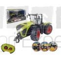 Tracteur CLAAS XERION 5000 radiocommandée avec fonction de conduite, direction Jouet Happy People Europlay RC CLAAS XERION 5000