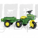 Tracteur John Deere Rolly Toys