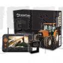 """Caméra Tractorcam S couleur 7"""" sans fil pour véhicule, matériel agricole et TP. Alimantation 12/24v"""