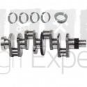 Vilebrequin avec coussinets moteur Case IH D239, DT239, D246, 3144626R92, 3055351R91, 3144624R92, 3055129R1, 3055130R21
