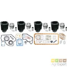 Kit de revision haut moteur SAME 1054P réfection Tracteur SAME Centurion 75, Laser 85, Leopard 85, Mercury 85, Saturno 80 Lamborghini Hurlimann.