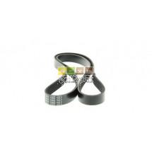 Courroie ventilateur pompe à eau Climatisation 6PK2550 Poly V 2550mm