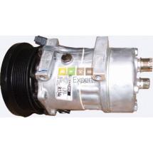 Compresseur Sanden SD7H15-4813, SD7H15-4498 Claas Lexion, Xérion, Challenger, Case, Caterpillar