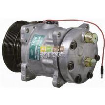 Compresseur sanden SD7H13-7307, SD7H13-8901 batteuse New-Holland TC, TX, Laverda 84011598, 84032734, 84039022