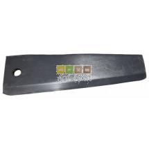 Lame vrillée Gyro-broyeur Gard L360x12mm GY3038V, 79700100