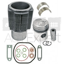 Kit de revision moteur FL812 Deutz Cylindres avec coussinets, piston, pochette rodage F1L812, F2L812, F3L812, F4L812, F5L812, F5L812, 02910303, 3371449, 3371645