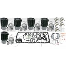 Kit rénovation moteur F5L912 Deutz 5 Cylindres avec pochette de joint complète. Deutz FL912, 02929968, 02929656