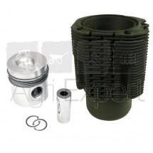 Cylindre piston moteur SAME 1052, 1053L, 1054P, 1056L tracteur Minitauro 60, Minitauro 60 C, Saturno 80 SY, Buffalo 120