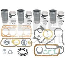 Kit révision moteur IH BD154 tracteur MacCormick 238, 364, 374, 384, B414, 424, 434, 444 Case IH, Manitou MB, MC