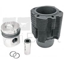 Cylindre piston moteur SAME 1052, 1053L, 1054P, 1056L Minitauro 60, Saturno 80, Buffalo 120