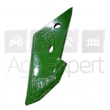 Pointe de charrue droite rechargée pour Amazone Cayron 200, 200V, RE 02/K1, Original 72001220 ( ex Vogel&Noot )