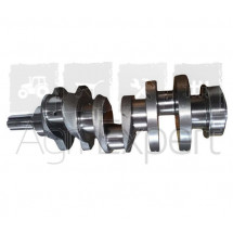 Vilebrequin moteur BSD329 tracteur Ford 2300, 3430, 3600, 3900, 3930, 4130, 4200, 4330, 4630  tracopelle Ford 550, 555