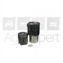 Ensemble cylindre piston Deutz FL913, F3L913, F4L913, F6L913, Tracteur Deutz-Fahr 6007, 7807, DX 80, 120, 3.50, 3.80, 3.90, 4.30, 6.30, AgroPrima 4.31, 6.16, AgroStar Renault 80-12F, 80-12V, 80-14F, 80-14V, Fendt Farmer, GT