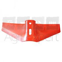 Aileron mono bloc 480x8 EA45/75 D12 pour déchaumeur 21° d'angle