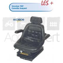 Siège suspension mécanique COBO GT50 M91 matière TEP Goldoni